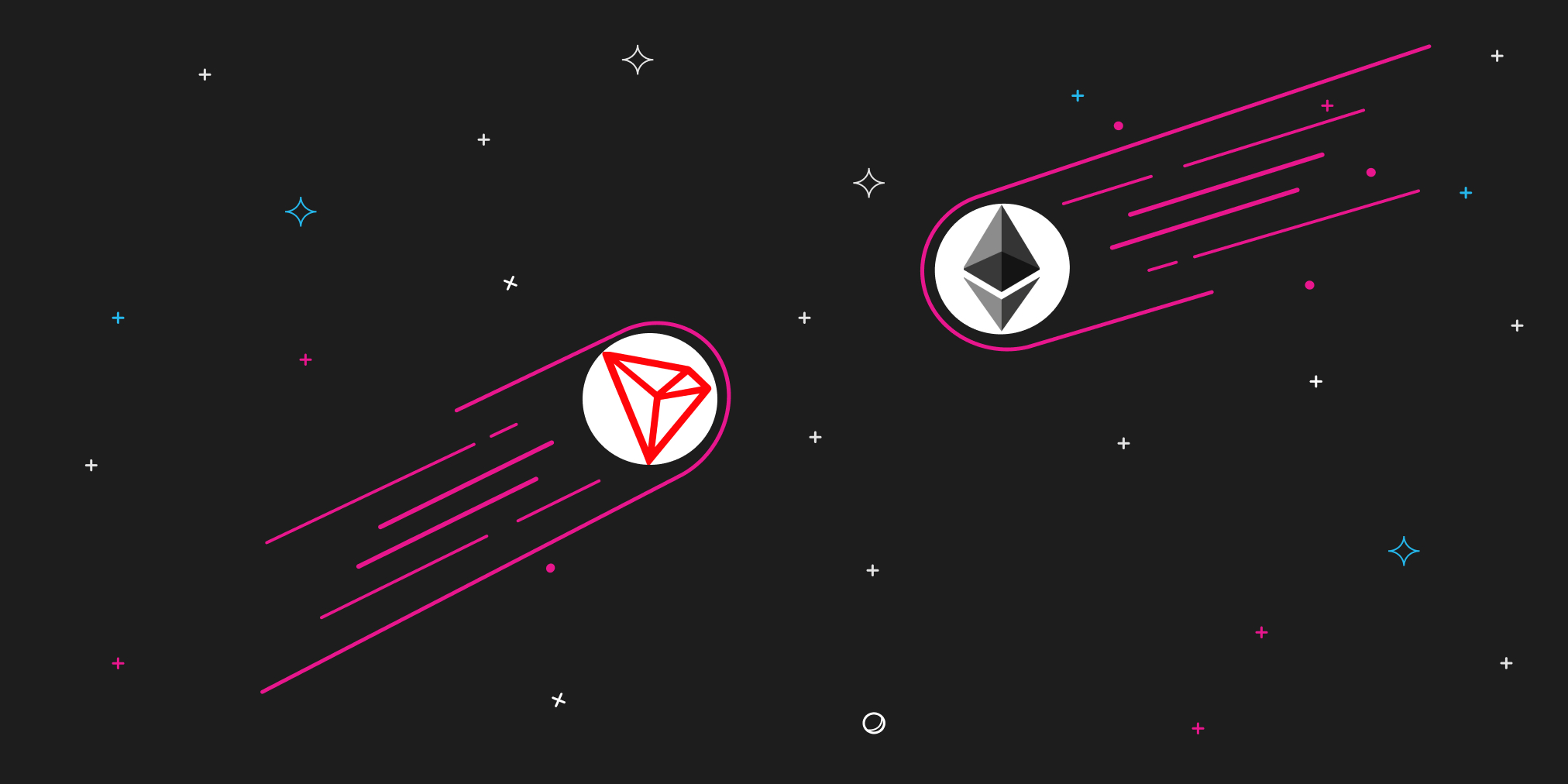 How to exchange Ethereum to Tron at the best price?