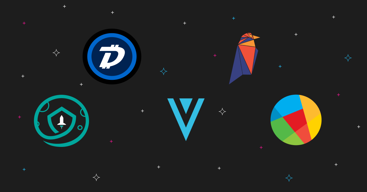 5 Community-Driven Cryptocurrencies: $XVG, $DGB, $RVN, $RDD, $SAFEMOON.
