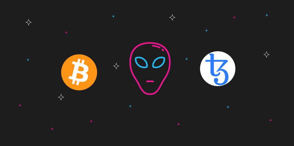 How to exchange Tezos (XTZ) to Bitcoin (BTC)?