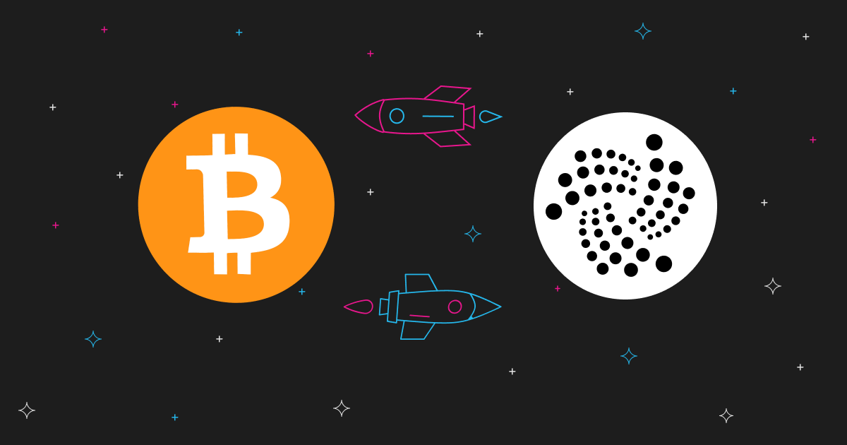 How to Convert BTC to IOTA (MIOTA) at the Best Rates?